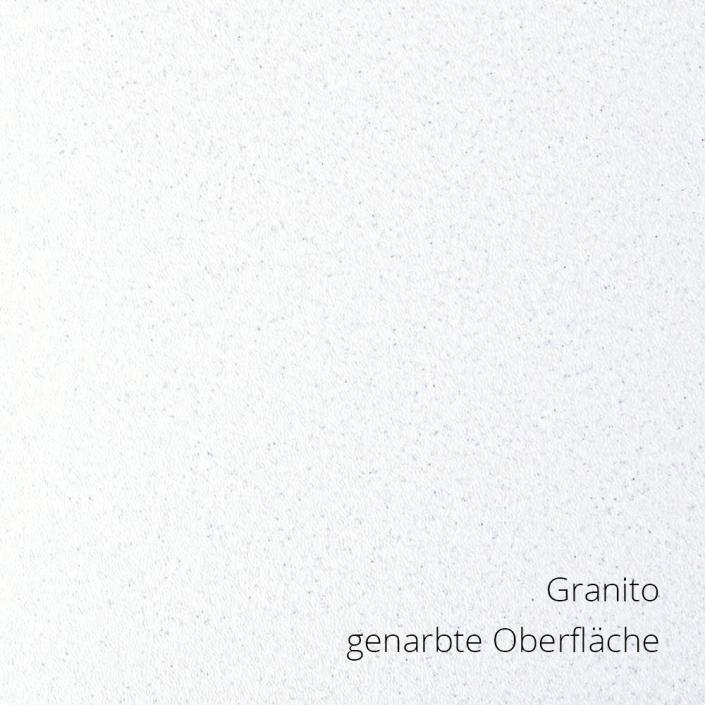 Granito genarbt PS-Material von mentec®