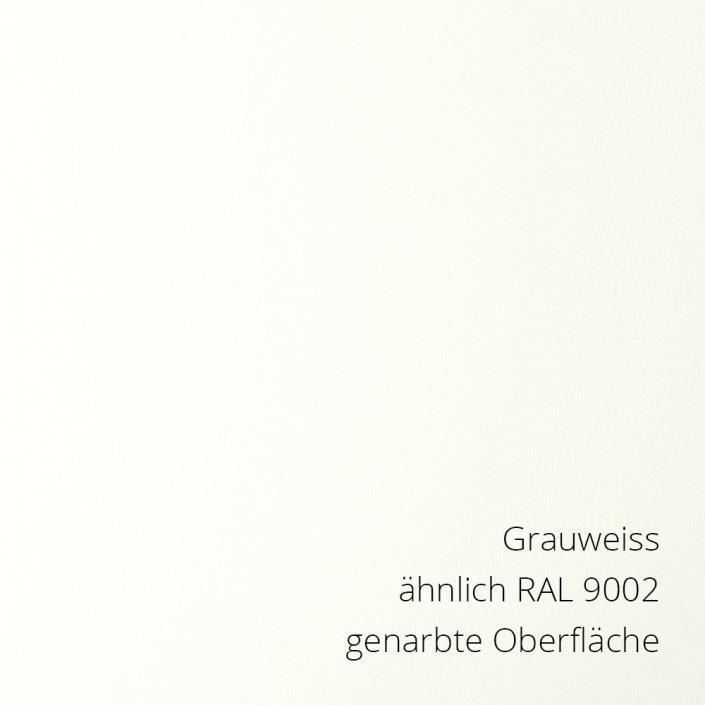 Grauweiss RAL 9002 PS-Material von mentec®