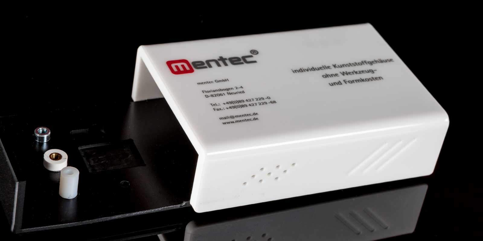 Mini-Computergehäuse von mentec®