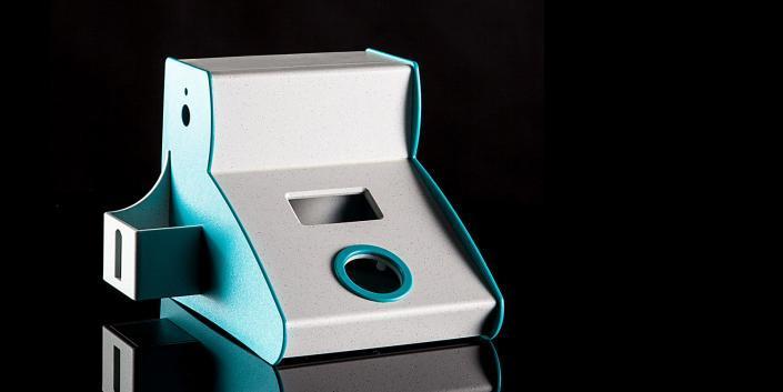 Kunststoffgehäuse Projekt: Medizintechnik-Gehäuse von mentec®