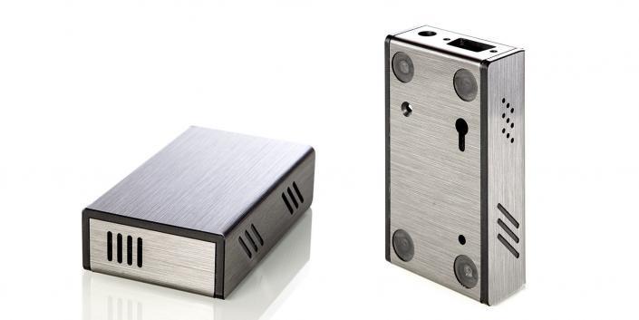 Mini-PC-Kunststoffgehäuse von mentec®