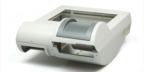 Kunststoffgehäuse Beispiel: Tiefzieh Kassengehäuse von mentec®
