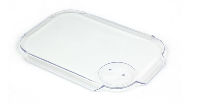 Acrylglasabdeckung von mentec®