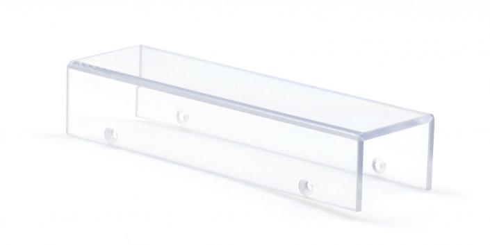 Acrylglashaube mit Biegeschnitt von mentec®
