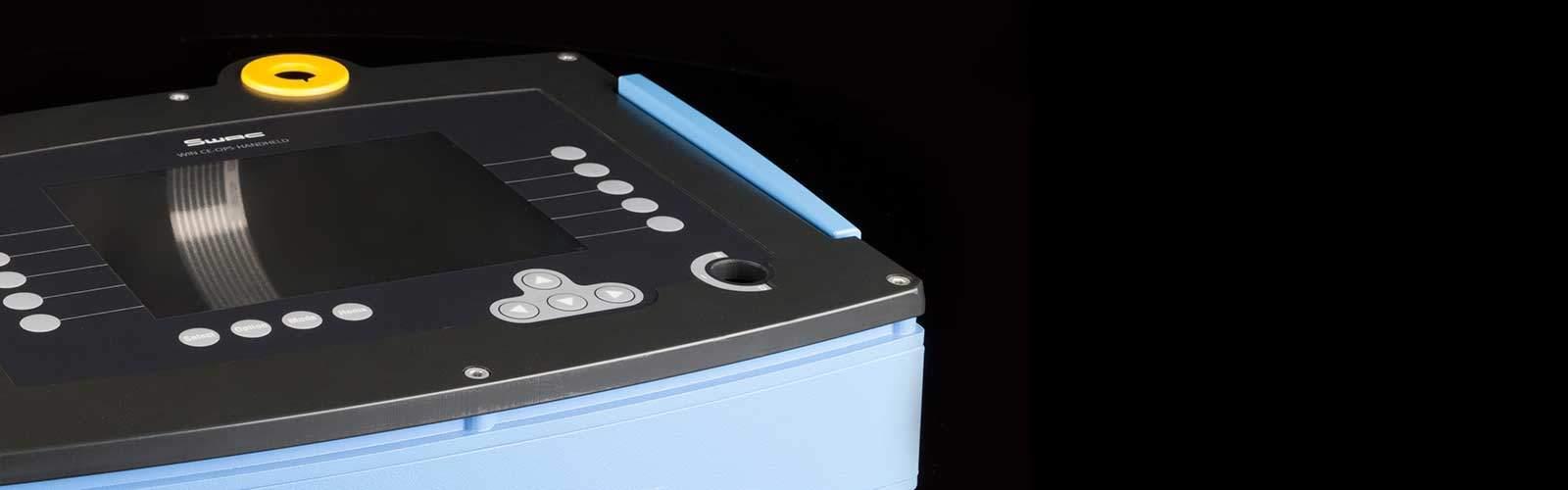 Gehäuse mit eingebauter Folientastatur von mentec®