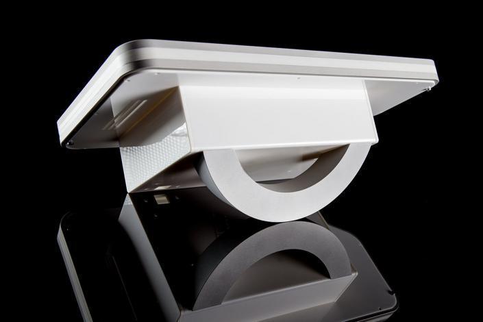 Kunststoffgehäuse mit Alufuß von mentec®