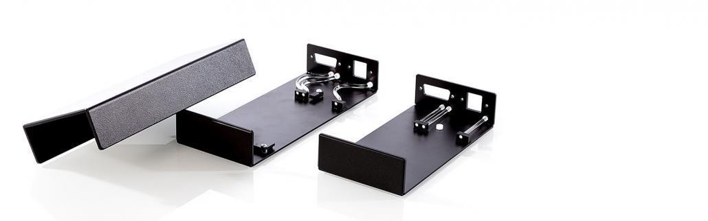 Kunsstoffgehäuse mit flexiblen und starren Lichtleiter von mentec®
