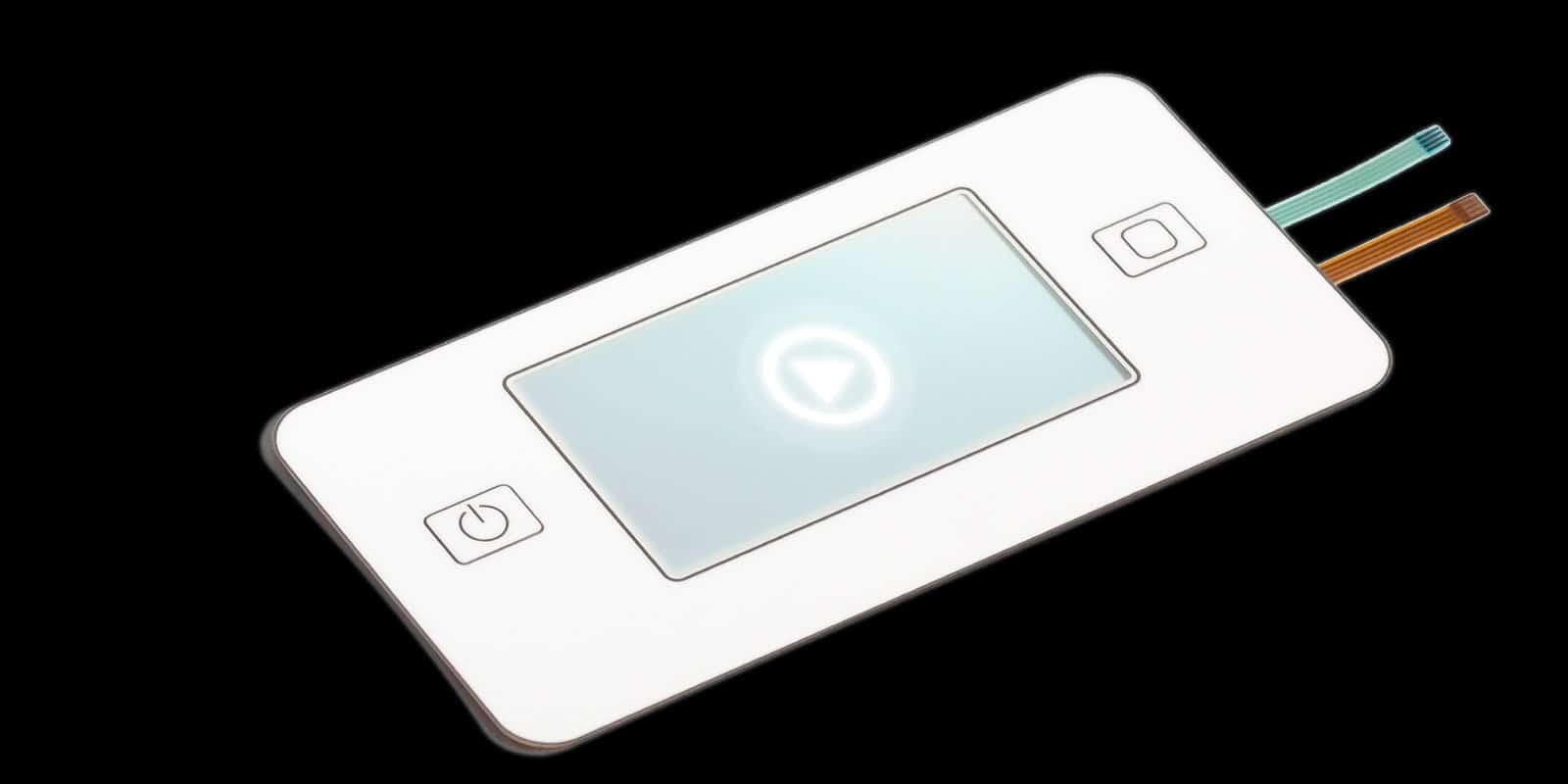 Touchpanel von mentec®