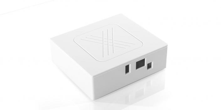 mentec individuelles Kunststoffgehäuse für Messgeräte / Messtechnik